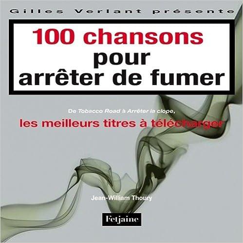 Lire un 100 chansons pour arrêter de fumer pdf ebook