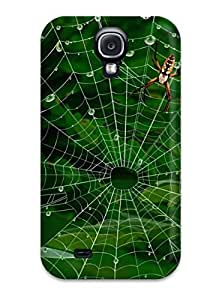 New Spider Tpu Skin Case Compatible With Galaxy S4