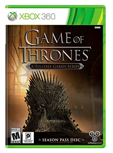 Game of Thrones – A Telltale Games Series – Xbox 360