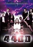 4400 ‐フォーティ・フォー・ハンドレッド シーズン3 コンプリートボックス [DVD]
