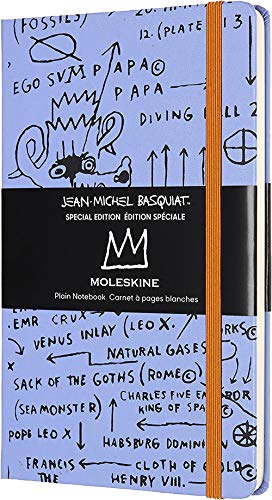 - Moleskine Limited Edition Basquiat Notebook, Hard Cover, Large (5