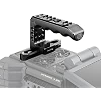 """SmallRig Top Nato Handle - Camera Cheese Handle with Nato Rail 1/4"""" and ARRI 3/8"""" Threaded Holes for RED Camera and Other Devices -1961"""