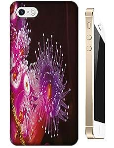 Apple Accessories Sea World Goldfish Fish Dolphin Beautiful Design For iPhone 4/4S No.11