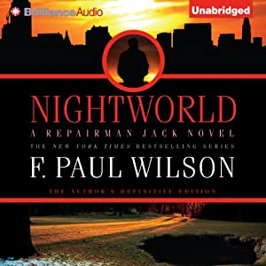 Nightworld Audiobook