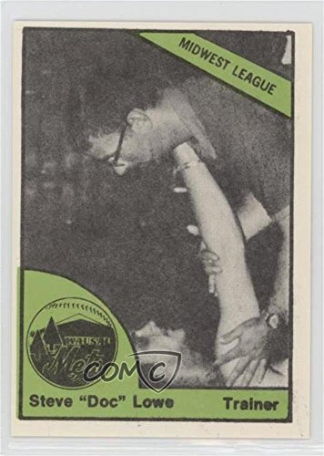Doc Lowe (Baseball Card) 1978 TCMA The Minors - [Base] #0393 ()