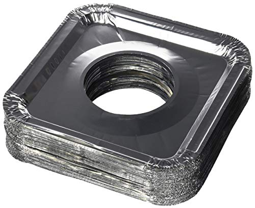Aluminum Foil Square Gas