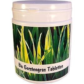 SANOS Bio Gerstengras Tabletten 500g / 1250 Tabletten