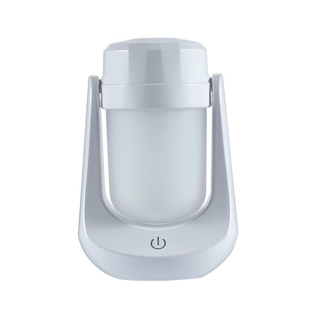 Miklan Mini Humdifier Of LED Quite Power Saving Air Neutralizer Prifier For Home&Offce (White)
