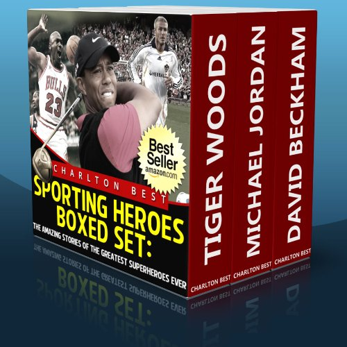 Sports Unlimited Boxed Set:The Most Popular Modern Male Athletes