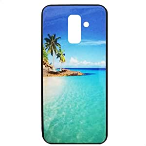 Back Cover For Samsung Galaxy J8 2018, Multi Color