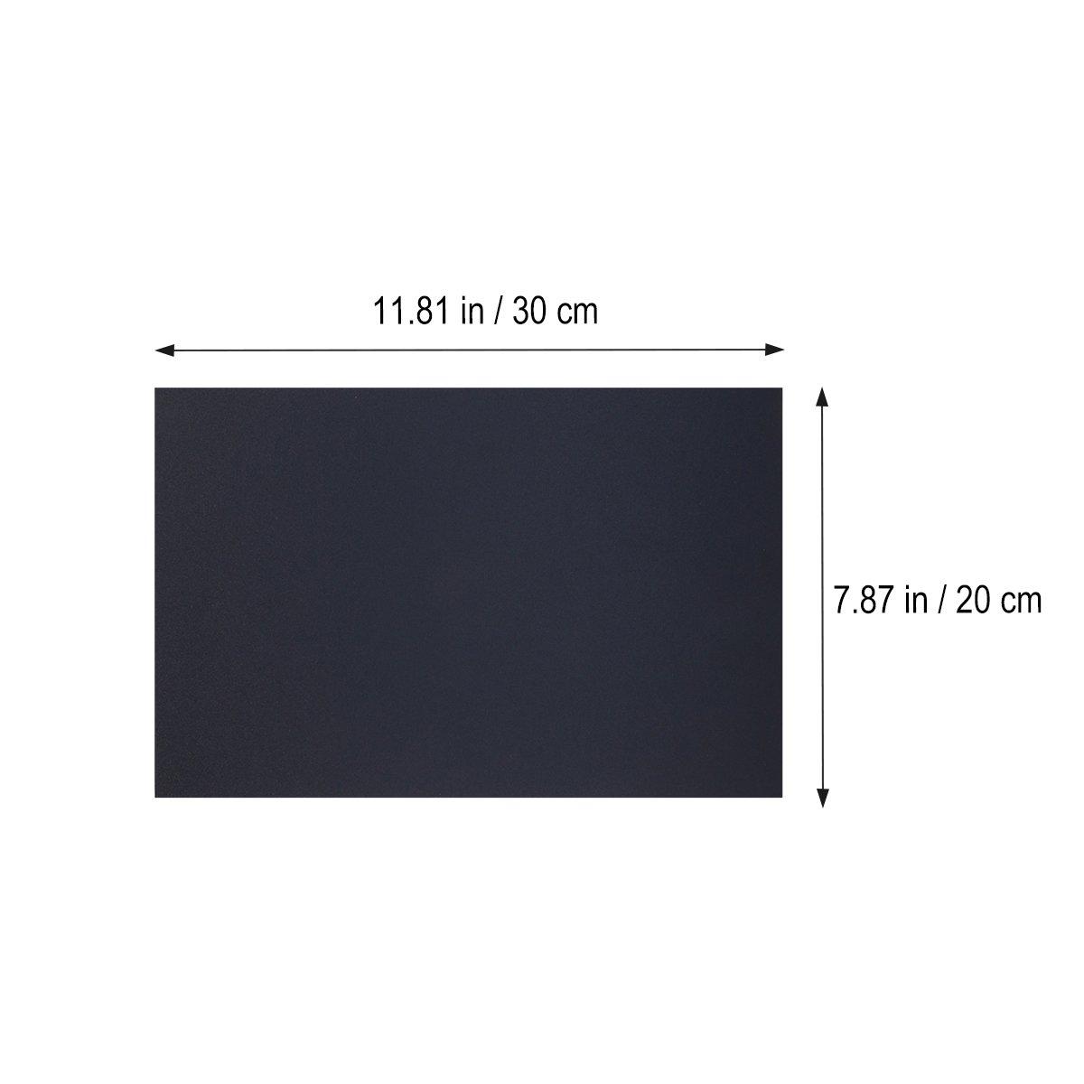 3 Piezas UEETEK Superficie de Impresi/ón 3D 300mm x 200mm