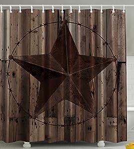 Amazon Com Western Decor Southwestern Primitive Shower Curtain