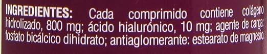 Sbelta Plus - Colágeno - Acido Hialurónico - 60 comprimidos: Amazon.es: Belleza