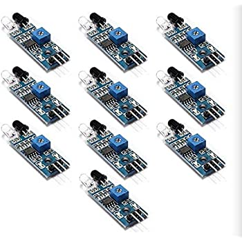 Electronic Components & Supplies 4 Channel Infrared Detector Tracing Transmission Line Obstacle Avoidance Sensor Module For Arduino Diy Smart Car Robot Catalogues Will Be Sent Upon Request Integrated Circuits