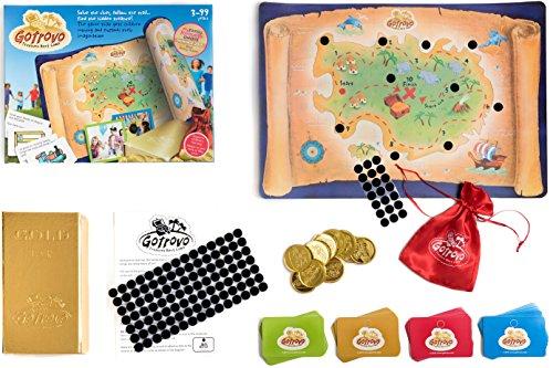 Review Gotrovo Treasure Hunt Game