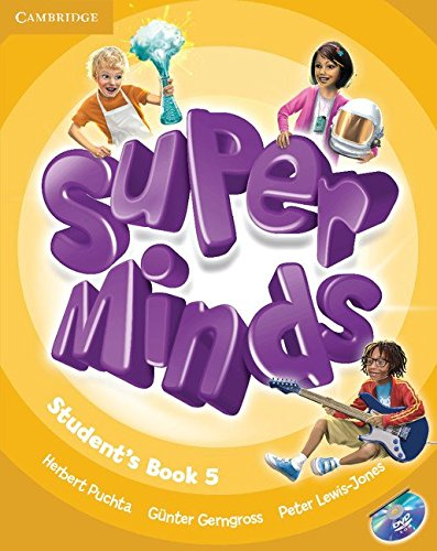 Super Minds Level 5 Student