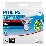 Philips 415760 50-Watt Halogen Indoor Flood MR16