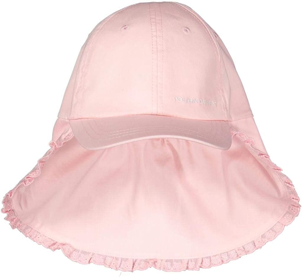 Pyret ECO POPLIN Flap HAT Polarn O 2-9YRS