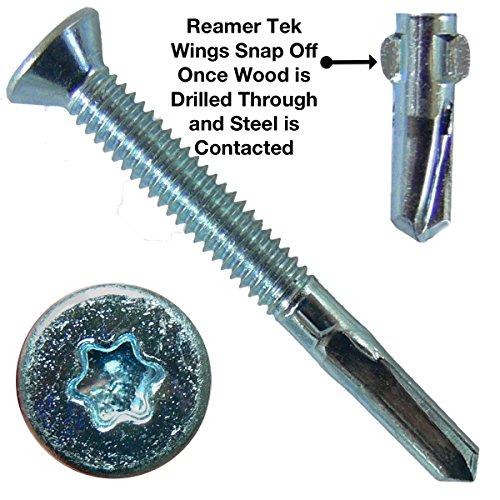 Reamer Tek Self Drilling Metal Screws product image