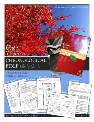 One Year Chronological Bible Study Guide (Read The Bible In One Year Chart)