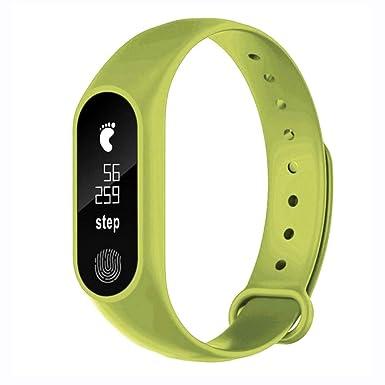 Amazon.com: Yellsong SmartWatch,M2 Sports Pedometer Smart ...