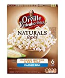 Orville Redenbacher's Classic Butter and Sea Salt Popcorn, 6 Count (Pack of 6)