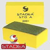 STADEA DHPW00STDA200G1P Diamond Hand Polishing Pad Series Standard A Grit 200, 1 Piece