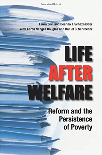 Life After Welfare: Reform and the Persistence of Poverty
