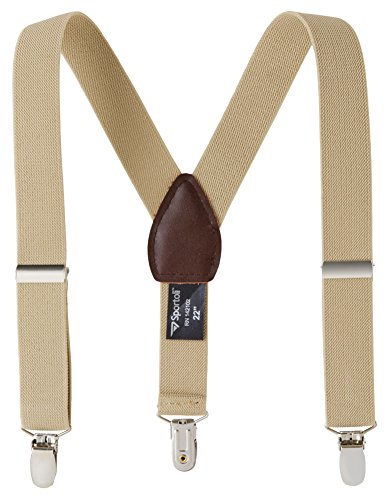 Sportoli Toddlers Adjustable Suspenders Crosspatch product image