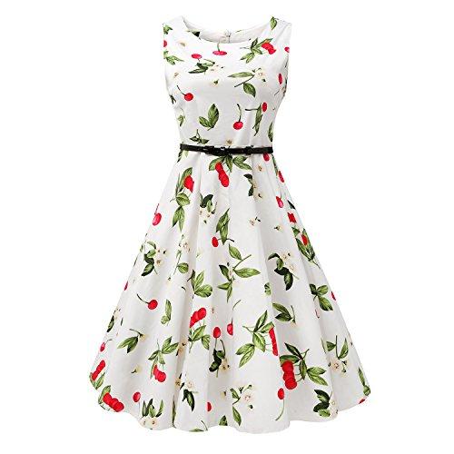 Floral Vintage Robe - 8
