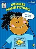 img - for Numbers: Hidden Pictures Stick Kids Workbook, Grade PreK (Stick Kids Workbooks) book / textbook / text book