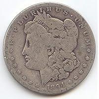1894 S Morgan Dollar Good