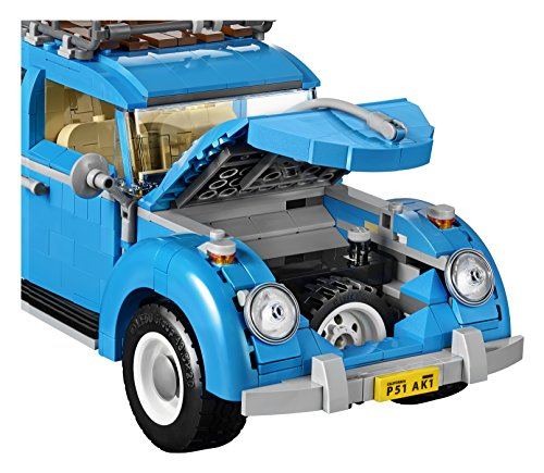 51ZsCJa4dXL - LEGO Creator Expert Volkswagen Beetle 10252 Construction Set