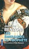 Front cover for the book Les emeraudes du prophète by Juliette Benzoni