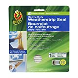 duck brand weather strip seal - Duck Brand Heavy-Duty Self Adhesive Weatherstrip Seal for Small Gap, 3/8-Inch x 1/4-Inch x 17-Feet, 1 Seal, 282439