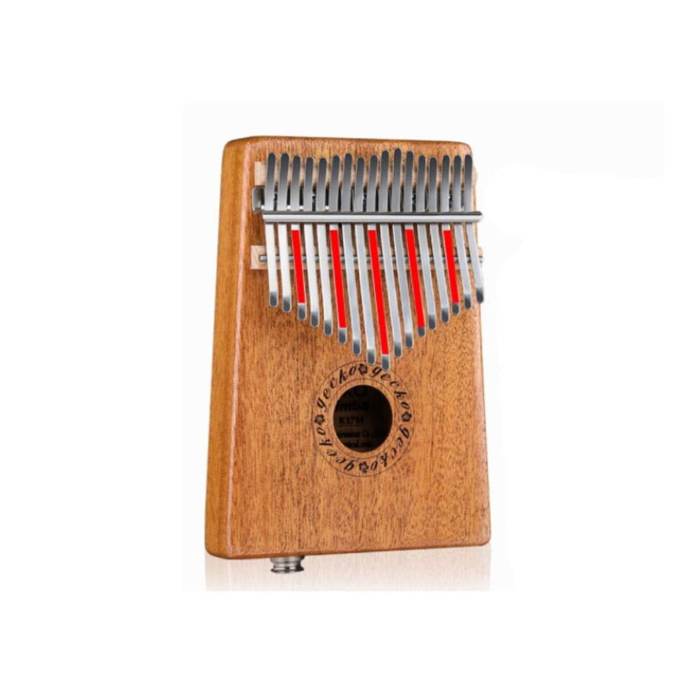 Youshangshipin Kalimba, Portable Kalimba Thumb Piano. 10 Tone 17 Tone African Finger Hand Piano, (style 5, There Are A Variety Of Styles, Gifts) (Edition : Electric boxStyle 9)