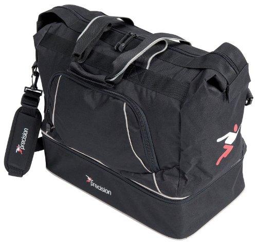 PT Senior Spieler Set & Schuhe Tasche Reißverschlusstasche Fußball Schulter Hülle Sport Tasche - Marineblau / Silber