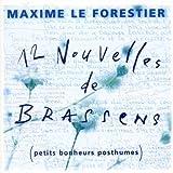 12 Nouvelles de Brassens - Petits bonheurs posthumes