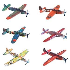 Rhode Island Novelty Glider Planes (48 Pack)