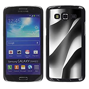 LECELL--Funda protectora / Cubierta / Piel For Samsung Galaxy Grand 2 SM-G7102 SM-G7105 -- Building Architecture Paper Engineering --