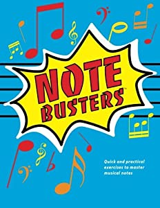 Sweepstakes: NOTEBUSTERS
