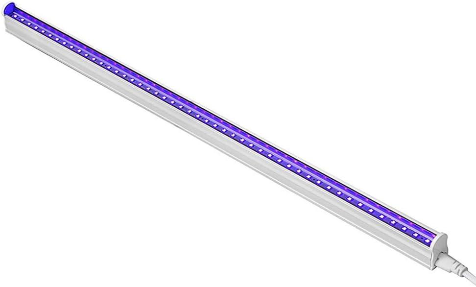 Moligh doll LED D/éSinfection Ultraviolette Lumi/èRe UV D/éSinfection Germicide Bar Lampe T5 Tube Baton de Nettoyage pour H?Tel Accueil UE Plug