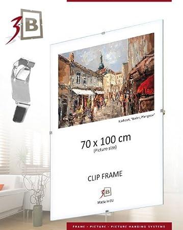 Deluxe 35 cadre photo 78x68 CM ou 68x78 cm photo//GALERIE//poster cadre