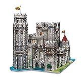 Wrebbit 3D King Arthur's Camelot 3D Puzzle