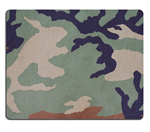 Price comparison product image Liili Mouse Pad Natural Rubber Mousepad IMAGE ID: 27372767 camouflage fabric