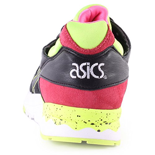 Asics Gel-Lyte V, black-black Black Multicolour
