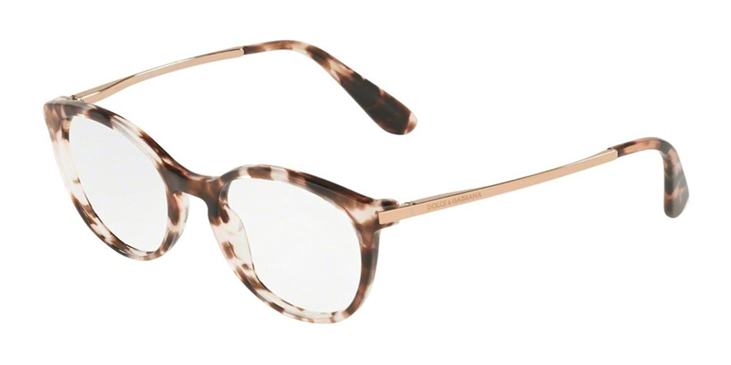 b77d9e7c882d Eyeglasses Dolce   Gabbana DG 3242 5253 CUBE PINK  Amazon.co.uk  Clothing