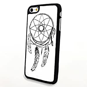 Generic Phone Accessories Matte Hard Plastic Phone Cases Sweet Dreams Dream Catcher fit for Iphone 6