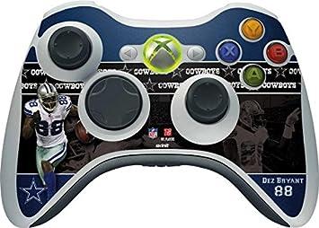 Nfl Dallas Cowboys Xbox 360 Wireless Controller Skin Dez