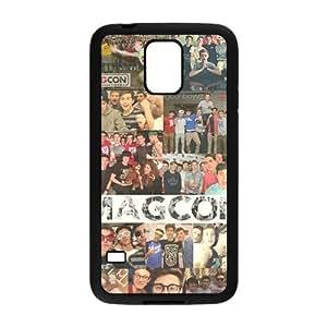 Magcon Phone Case for Samsung Galaxy S5 Case
